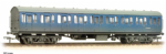 374-292 Farish BR Mk1 57ft Suburban Second Open Blue Weathered